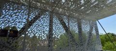 雕花幕墙铝单板
