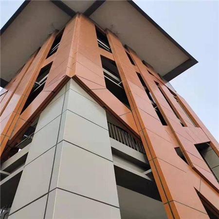 外墙包柱铝单板