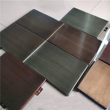 金属拉丝铝单板