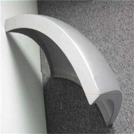 弧形双曲铝单板