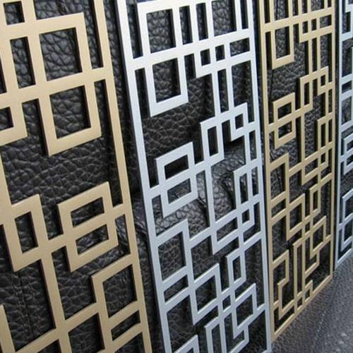造型雕花铝单板