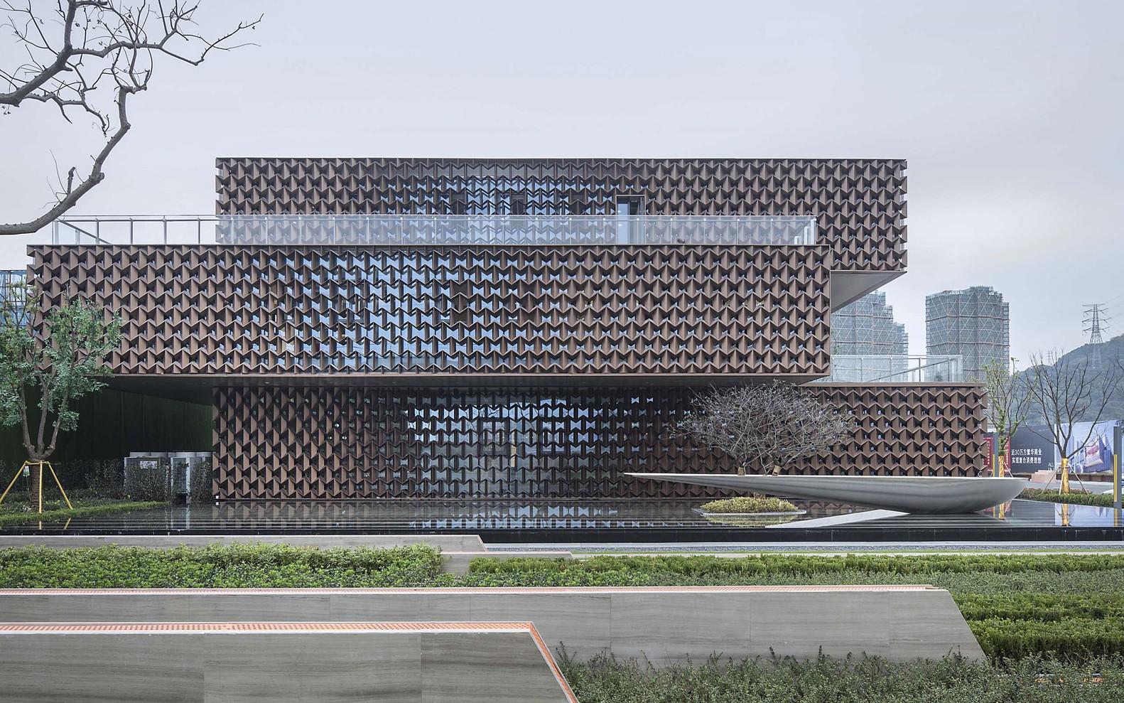 温州国际新城售楼部